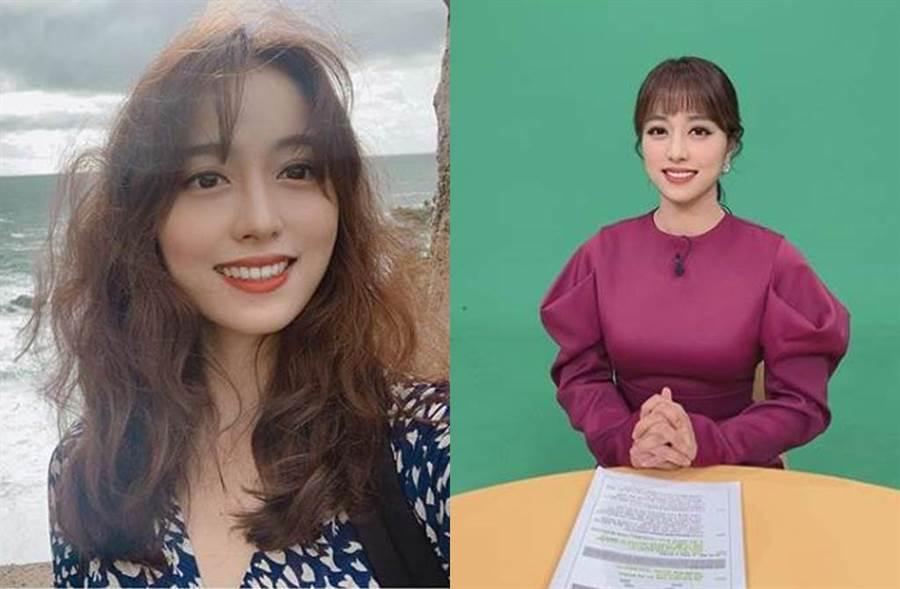 林賢珠是MBC電視台主播。(圖/翻攝自林賢IG)