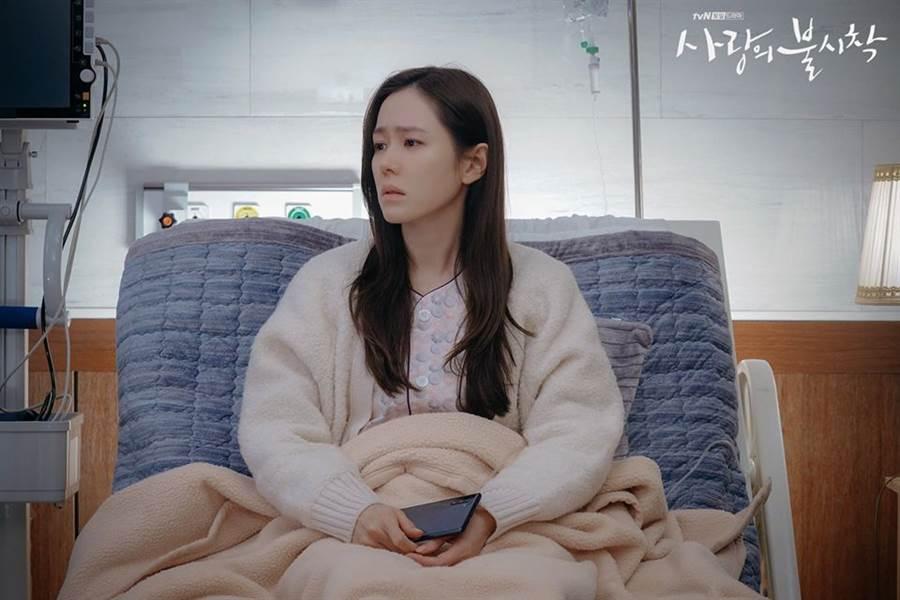 孫藝珍飾演的尹世理。(圖/翻攝自tvN臉書)