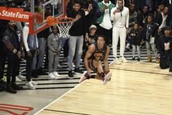 NBA》戈登震驚失望 永遠退出灌籃大賽