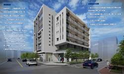 新竹縣耗資2.1億打造首座「綜合社會福利館」