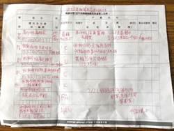 罷韓再收恐嚇信 高市警:已採證並調閱監視器追人
