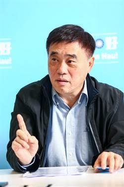 專訪》郝龍斌:未落實募款責任金 將不提名或解職