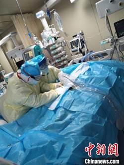 大陸逾3千醫護感染新冠病毒 確診1716例