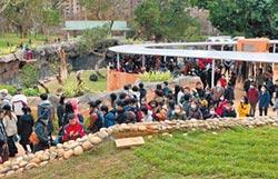不受疫情影響 新竹動物園高人氣