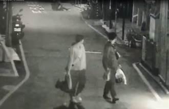 搶奪婦人皮包 嫌拒捕自割頸2刀亡