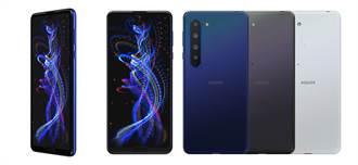 夏普在日本發表AQUOS R5G 5G手機 預估下半年到台灣