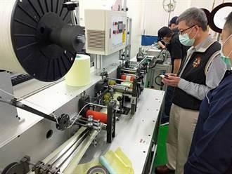 金屬中心積極協助口罩自動化產線建置