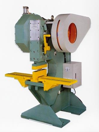 桂全 推機械式鋼鐵沖孔機