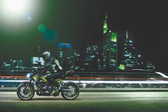 Kawasaki Z900 外貌極具侵略性