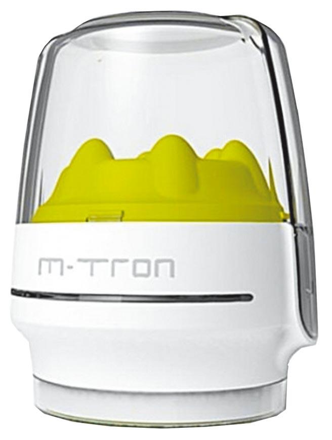 樂天市場的MTRON攜帶型多功能紫外線奶瓶消毒器,消毒全程4分鐘即可訴求達到99.9%殺菌功能,特價1800元。(樂天市場提供)
