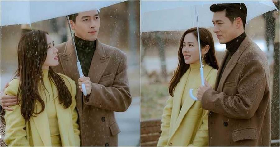 南韓夯劇《愛的迫降》,在台灣熱播,但現實生活中,台灣也發生過類似情節。(圖/翻攝tvN臉書)