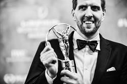 NBA》獨行俠傳奇球星諾威茲基獲終身成就獎