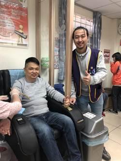 捐血送7000片口罩 清潔公司老闆帶員工參加