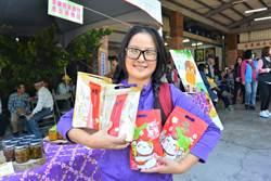疫情影響柑橘鮮果買氣 卓蘭坪林社區自製果乾助銷售