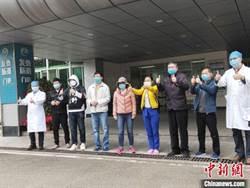 海南新增8名新冠肺炎患者出院 2名為危重症患者