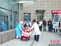 青海醫院肺炎治愈出院14例 僅剩住院4例
