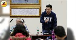 國民黨主席補選戰火升溫 江啟臣籲對手「不要淪口水仗」