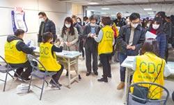 2月底前亞洲恐有7000感染者入台