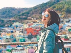 姚以緹遊韓國怕辣 自虧吃風景