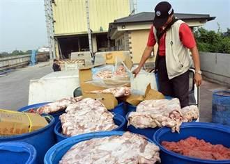 回收販賣好市多過期肉 業者二審改判2年4月