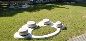 中市府打造寵物公園 提供毛小孩玩樂空間