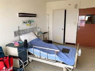 攝影師過年返台遭隔離 出院拍片解密負壓隔離病房