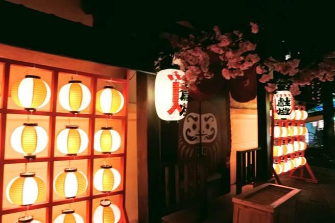 九族櫻花季還有日式季典,和風味十足!