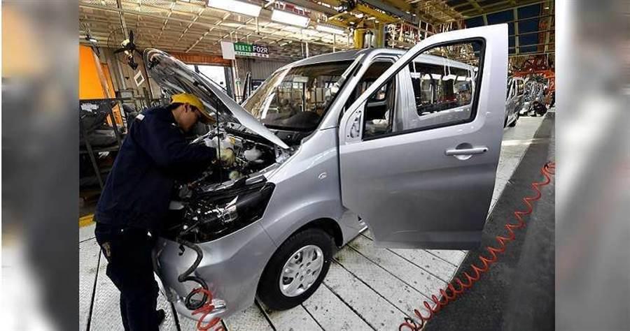 中國大陸因疫情關係,許多產業停工對全球經濟造成影響。(圖/報系資料照)