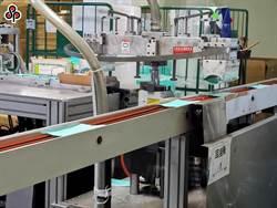 勞工發生職災 口罩工廠最高罰30萬元