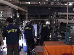 鳳山溪地下工廠偷排10餘年被抓 最高可罰2000萬