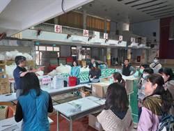 台南》開學在即 各校每5班級配有1支額溫槍