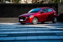 試車報告:小改款MAZDA2 質感、安全再升級