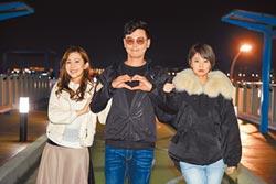 《炮仔聲》連演3角色陳冠霖集郵三妻