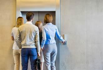搭電梯陌生人突報數 日本人反應出乎意料