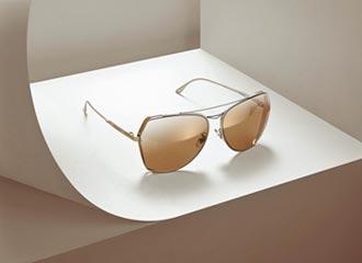 鐘表搶鏡時尚圈 太陽眼鏡亮相