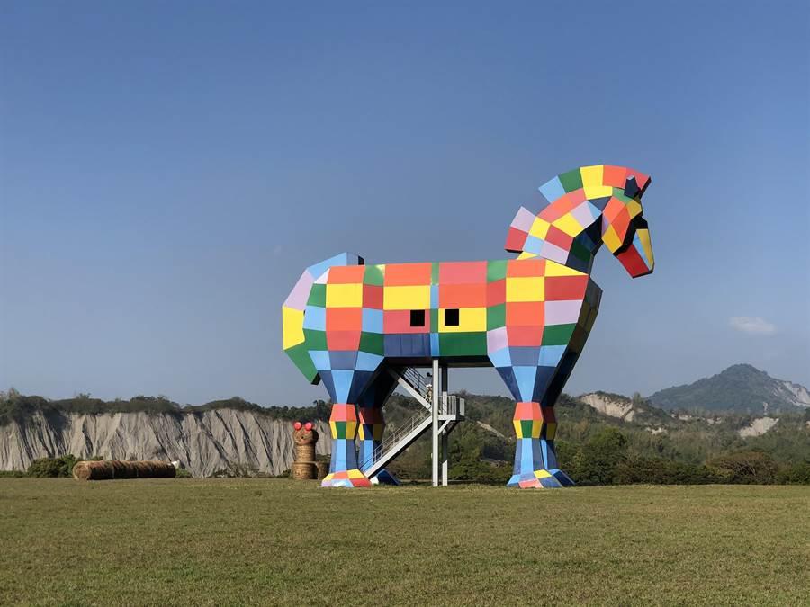228連假遊走馬瀨農場,229壽星、身分證號碼有2、2、8免費入園。(走馬瀨農場提供/劉秀芬台南傳真)