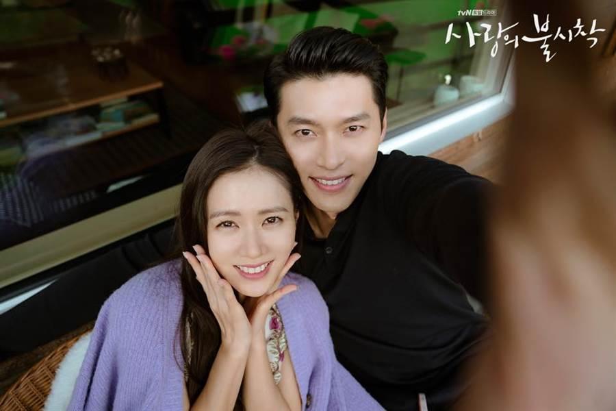 玄彬和孫藝珍近年常被傳交往。(圖/翻攝自tvN臉書)
