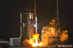 長征二號今晨首在西昌發射 搭載4枚對地觀測衛星