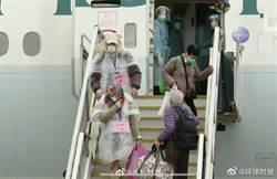 香港首架包機今晨8點接回106名公主號港乘客