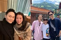網攻擊張智霖13歲兒「對你爸失望」 袁詠儀忍不住回應
