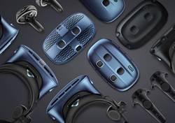 可換面板 HTC發表全新VIVE Cosmon系列頭戴式顯示器