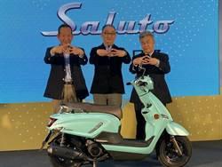 台鈴工業上市鈴木Saluto 125新款機車