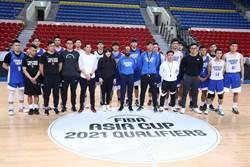 亞洲盃》中華男籃最終訓練 帕克:準備好了