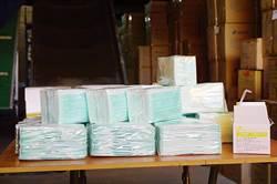 徵用小工廠加自建機台   3月9日口罩拚超標1100萬片
