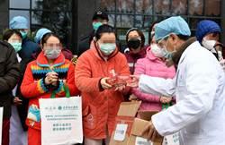 大陸官方坦承 武漢重症8000多人、危重症1600多人