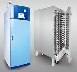 莊鼎貫流式蒸氣鍋爐 人機觸控、環保節能