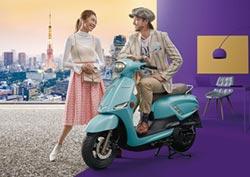Suzuki Saluto 125 義日混搭新時尚