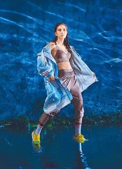 運動健身防範疫病 機能時尚秀自我