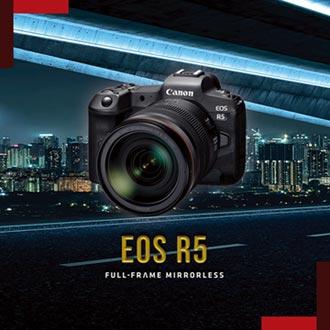 Canon EOS R系統 陣容全面進化