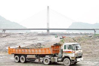 總統指示 提高台灣砂石產量